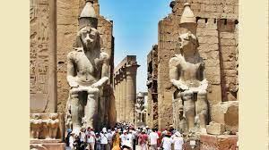 ارتفاع أعداد السائحين إلى مصر - جريدة الراية