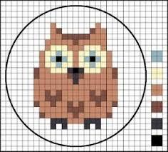 Free owl by nita   Cross stitch owl, Owl cross stitch, Cross stitch