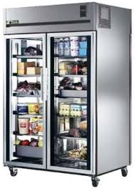 glass front refrigerator home and interior best inside with door ideas 30