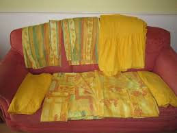 duvet cover sets with matching curtains yellow