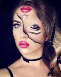 inspiring makeup ideas to makes you look creepy but cute 23