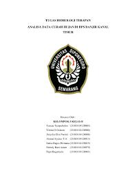 Bambang triatmodjo, dea dosen teknik sipil fakultas teknik. Doc Tugas Hidrologi Terapan Fajar Bagaskara Academia Edu