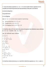 cbse class 10 maths chapter 3