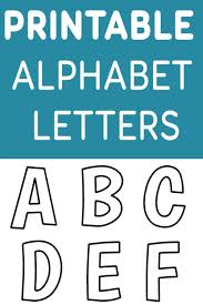 Free Templates For Letters Unique Free Printable Letter Stencils Ceriunicaasl