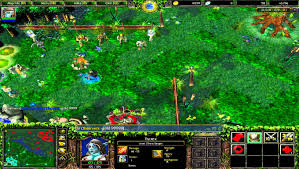 dota 6 79e cheated map download demonstration youtube