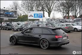 Audi RS6 Avant C7 2015 - 11 January 2018 - Autogespot