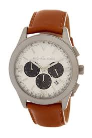 image of michael michael kors men s gareth quartz watch