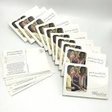 Photo Invitation Postcards Details About 10 Packs Pampered Chef Party Invitations Postcards Hostess Consultant Lot Cards