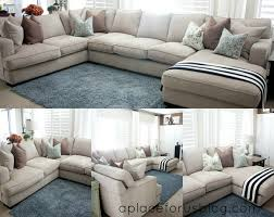 deep seat couch. Home And Furniture: Miraculous Deep Seat Couch At Lionel White Cotton Down Filled Extra Long I