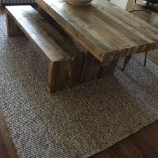 pottery barn jute rug review