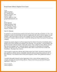 Great Entry Level Software Engineer Cover Letter    For Your Good Cover  Letter with Entry Level Software Engineer Cover Letter Resume Resource