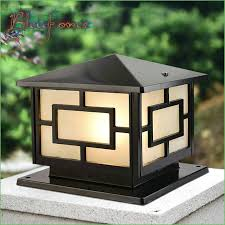 Solar Garden Lights Sale Uk  Venetian Stainless Steel Solar Solar Garden Post Lights