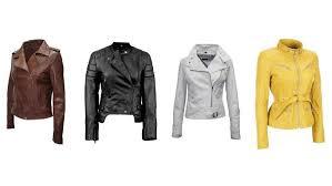 10 Best <b>Leather</b> Jackets for <b>Women</b> You'll Love (2018) | Heavy.com