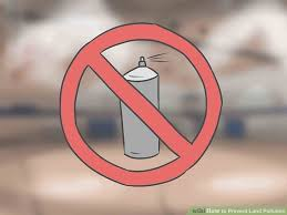 ways to prevent land pollution wikihow image titled prevent land pollution step 1