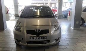 Auto For Sell 2007 Toyota Yaris T3 Auto For Sell R77000 Junk Mail