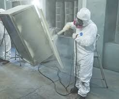 The Powder Coating Process Products Finishing