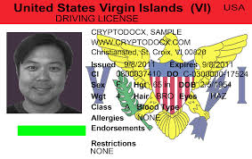 i Kitts License To V Woman's St Get National Driver's Virgin A Allegedly Free Id Islands Another Used Usao Press