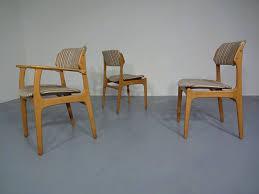 Stuhl Holz Weiß 6 X Moderner Designstuhl Weiß Kunststoff