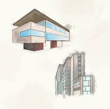 Rough Architectural Sketches Since Architecture Rough Architectural