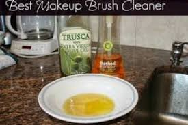 diy makeup brush cleaner with baby shoo makeup nuovogennarino
