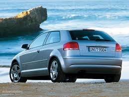 AUDI A3 specs - 2003, 2004, 2005 - autoevolution