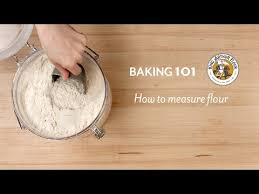 King Arthur Flour Ingredient Chart Recipe Success Guide King Arthur Flour