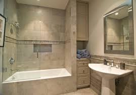 Tub Shower Combos Contemporary Modern Shower Tub Combo Ideas Bathroom With Alcove