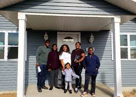habitat for humanity of northwest indiana puts 105th family in a home