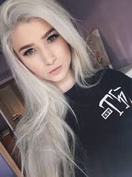 Icy Silver Hair 10 Awesome Silver
