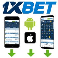 Odds i mobilen - 1xBet app