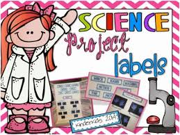 science fair headings printable free science labels worksheets for all download and share