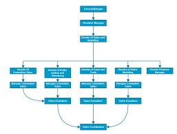 Sales And Marketing Department Chart Hotel Sales And Marketing Organization Chart