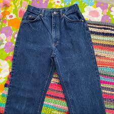 Lee Vintage Darkwash Jeans Size 11 Med