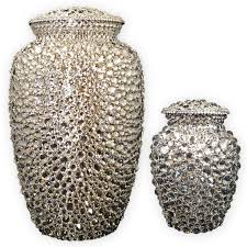 Large Decorative Urns And Vases Diamond Diva Urn 68