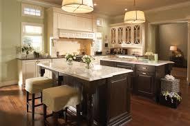Kitchen Wall Cabinets Unfinished Oak Kitchen Island Custom Made Custom Light Blue Oak Kitchen