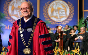 Warrington alumnus receives nation's highest civilian honor | Warrington