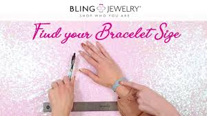 Bracelet Sizing How To Measure Wrist Size For A Perfect