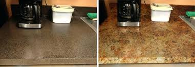 rustoleum countertop coating reviews granite paint how to cover up