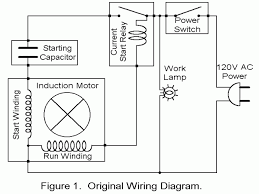 capacitor start motor wiring diagram wiring diagram induction motor single phase wiring wiring diagram induction motor single phase wiring image wiring