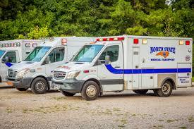 Johnston Ambulance Service Home North State Medical Transport