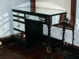 black vanity table no mirror. vanities: black gloss dressing table set vanity no mirror furniture rectangle mirrored small i