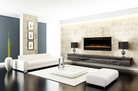 dimplex synergy wall mounted electric fire with glass flame bed