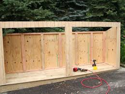 build trash shed walls can outdoor storage cabinet plastic diy plans ideas sheds costco wood rack