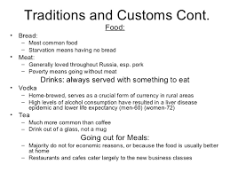 culture of russia elements customs and traditions