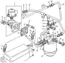 Perkins diesel engine fuel diagrams