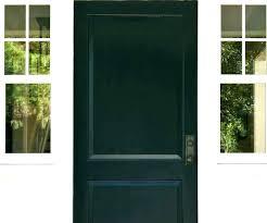 replace glass panels in front door front door glass panels replacement cost french entry panel p