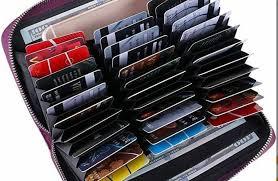 7 High Capacity <b>Wallets</b> with Lots of <b>Card Slots</b> -