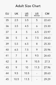 Puma Junior Size Chart Sizing Chart Superga Singapore
