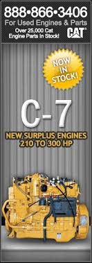 midwest diesel engine and parts c7 caterpillar engine large inventory of c7 engine parts in stock