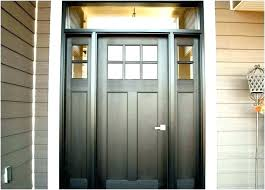 cabin front doors front door with transom above window treatments for transom windows cabin front doors